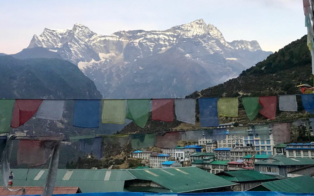 A Leap Into The Unknown with a Trek to Everest Base Camp