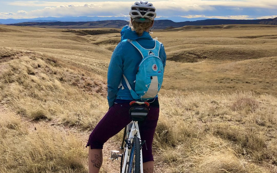 Five Great Places for Rural Mountain Biking in Northern Colorado